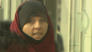 Lisa Smith pictured at an earlier court appearance was due to be served with the book of evidence today