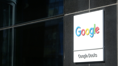Google's Irish staff to return to their offices tomorrow after working from home for the past two days