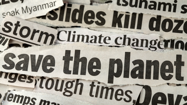 """""""A challenge in climate change messaging has been the emphasis on either dystopian narratives of societal collapse or utopian visions of perfect technology futures"""""""