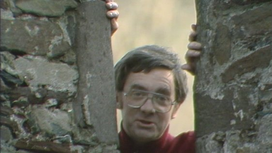 Donncha Ó Dúlaing in Dingle (1980)