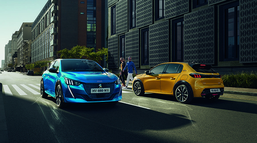 Peugeot's 208 takes European Car of the Year Award
