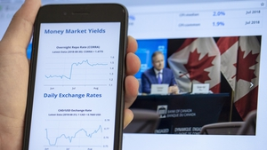 The interest rate drop was the first in Canada since mid-2015