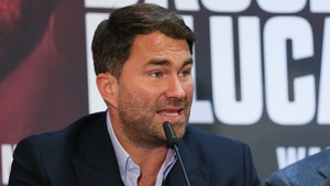 Eddie Hearn says he has been in talks with the Fury camp
