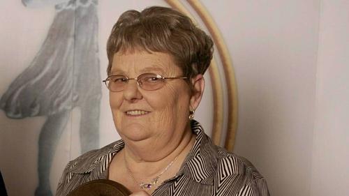 Una O'Connor pictured in 2004