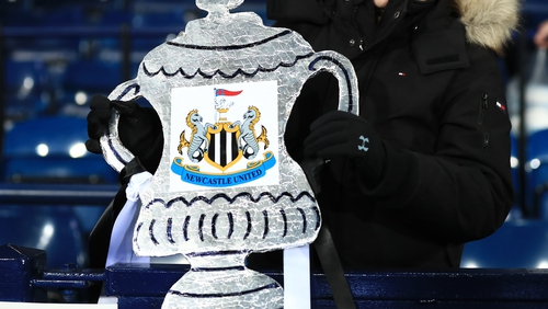 Fa Cup Draw Manchester City Face Newcastle Trip