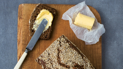 Try out this brown soda bread with stout and treacle recipe from The Irish Cookbook by Jp McMahon.