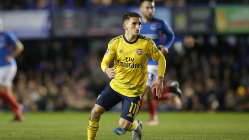 Torreira had not previously started for the Gunners since the draw at Chelsea on 21 January