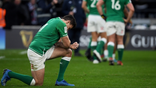 Jacob Stockdale's place is under threat, says Stephen Ferris
