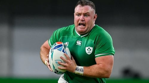 Dave Kilcoyne has committed his future to Munster