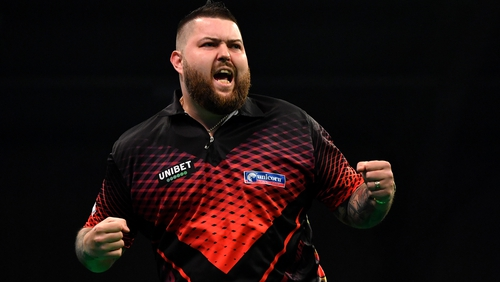 Michael Smith is a man in form
