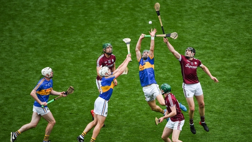 Galway and Tipperary will lock horns again on Sunday