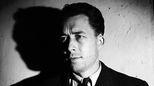 """Albert Camus: """"there are more things to admire in men than to despise"""""""