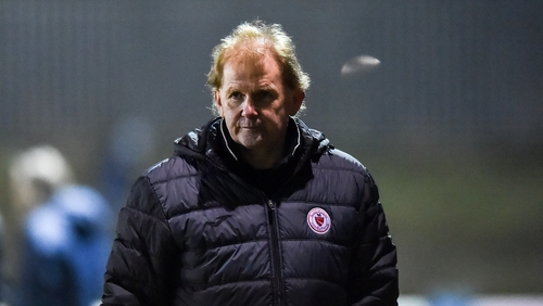 Liam Buckley's side have yet to find the net in their three opening games