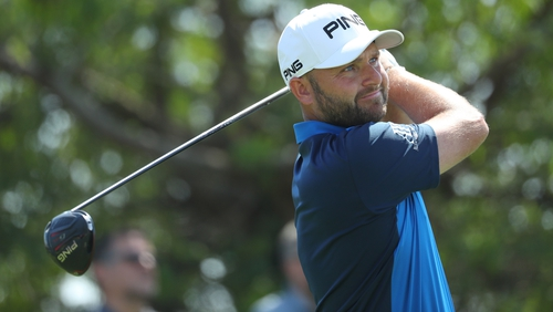 Andy Sullivan is a three-time winner on the European Tour