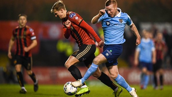 Kris Twardek has been in outstanding form in the two stages of the 2020 League of Ireland season