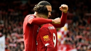 The Reds are on course to claim their first league title in 30 years