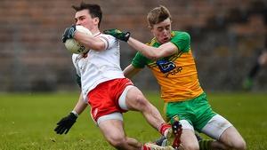 Tyrone will meet Dublin in the All-Ireland U20 semi-final