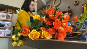 Bronagh Harte says normally Eastern European men buy flowers