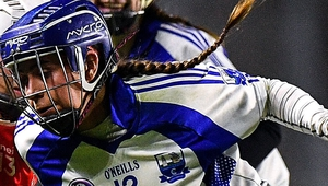 Niamh Rockett was on target for Waterford