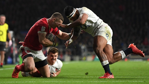 Tuilagi's tackle was roundly condemned but Eddie Jones saw it differently