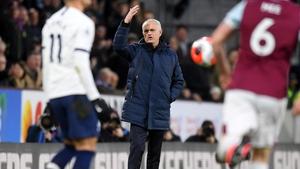 Jose Mourinho didn't hold back on Tanguy Ndombele