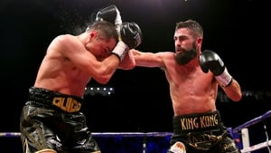 Scott Quigg suffered at the hands of Jono Carroll
