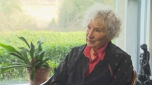 Ms Atwood was speaking to RTÉ News ahead of a public interview in Galway this evening
