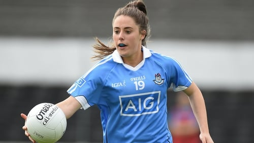 Siobhan Woods was among the goalscorers for Mick Bohan's side as they beat Waterford