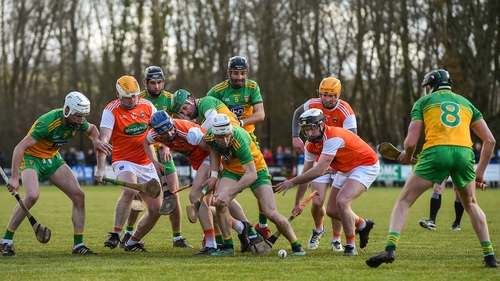 Donegal spent one season in Division 3A