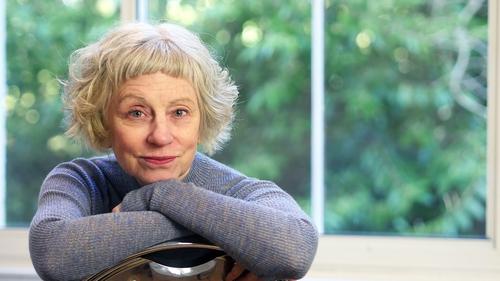 Oona author Alice Lyons (Pic: Roisin Loughrey)