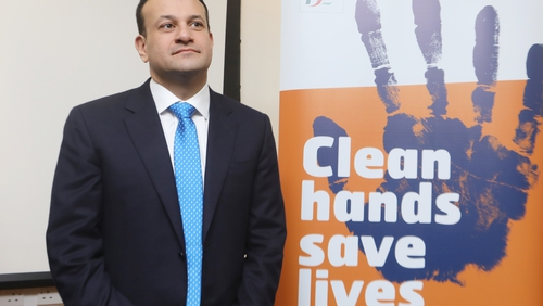 Taoiseach Leo Varadkar rejoined the medical register in March
