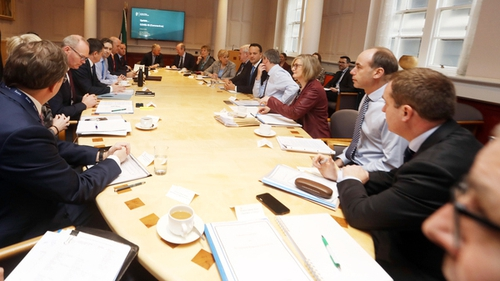 The Cabinet sub-committee met today