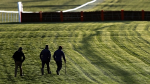 The terrain at Cheltenham is expected to dry during the week
