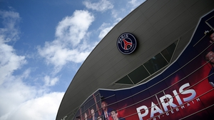 The game at the Parc des Princes stadium will be played behind closed doors
