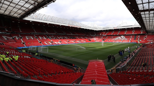 Manchester United don't want to see fans turn up at Old Trafford