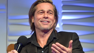 Brad Pitt - Joining Michael Bublé, Viola Davis, Melissa McCarthy and Rebel Wilson in the line-up for Celebrity IOU