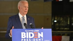Joe Biden said there were a number of women already qualified to be US vice president