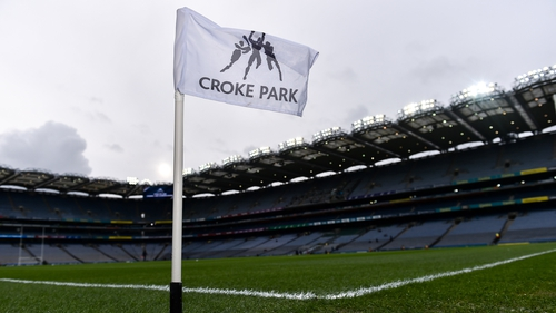 Croke Park is due to host hurling and football on Sunday
