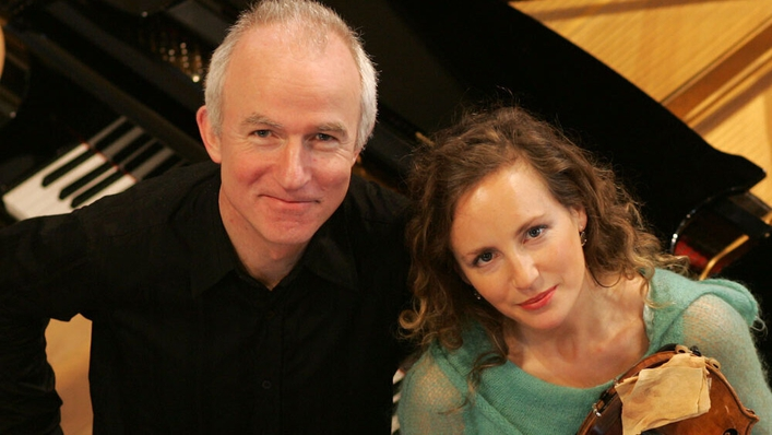 Hear Hugh Tinney & Catherine Leonard on Classic Drive