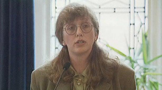 Professor Mary McAleese (1995)