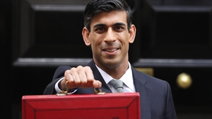 The UK's new finance minister Rishi Sunak has promised to protect the economy from the threat of the coronavirus