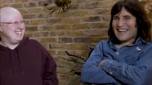 In stitches already - Matt Lucas and Noel Fielding Screenshot: Great British Bake Off/Channel 4