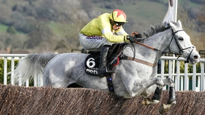 Politologue won the Champion Chase on Wednesday with a bold front-running display