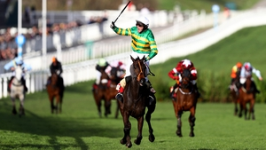 Easysland gave Tiger Roll a 17-length beating at Cheltenham in March