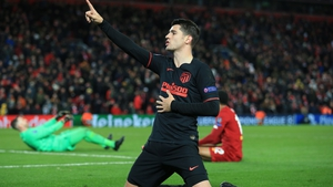 Alvaro Morata sealed it at Anfield