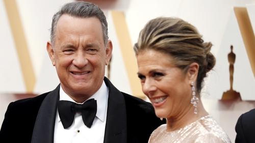 Tom Hanks and Rita Wilson tested positive for coronavirus while in Australia