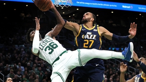 A Utah Jazz player has tested positive for coronavirus