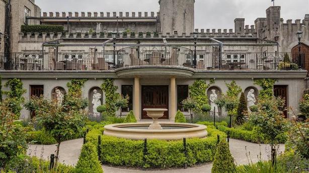 Photo: Cabra Castle
