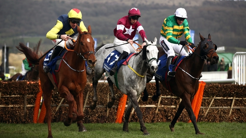 CHELTENHAM FESTIVAL DAY 4 - Friday the thirteenth unlucky for Goshen and Moore