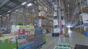 Most major grocery outlets doubled their warehouse capacity as part of their planning for a potential hard Brexit